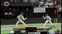 2009 CIP, Men's Foil, Kruse (GBR) vs. Joppich (GER)(DUDU)