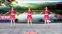 丽娜广场舞(DJ如果就这么老了)编舞:惠州玲玲