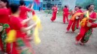 达州龙城健身队;姐妹广场舞参赛舞蹈,编舞指导,燕华琴。