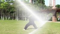 龙门太极拳(三路)八十多岁老道长本着道与民同生的宗旨深入民间传拳经年 好