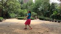 南站莲花队广场舞—火火的中国风[编舞 春英]...