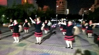 揭西梅姐好日子广场舞,(等着我来爱)
