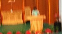 衡阳市基督教堂201805.20下午主日崇拜赵奇志教师讲道《基督徒素常的信仰生活》