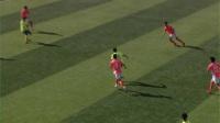 CUFA超级组-北京理工大学VS新疆师范大学 新疆师范大学轰出一记世界波扳回一球