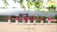 广场舞《 江南柳 》伞舞变队