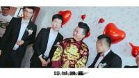 倾城映画/2018.04.28/李博文 吴题 钼都利豪 草坪婚礼三机位电影