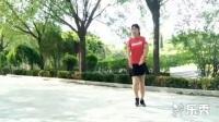瑞欣广场舞《最美的相遇》原创32步附分解