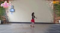 重庆叶子广场舞 魅力恰恰 背面