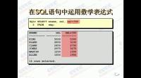 [全套]CUUG陈卫星老师Oracle SQL精讲01_select