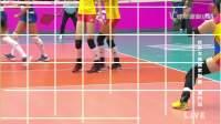 5月24日世界女排联赛澳门站中国vs塞尔维亚(博斯)