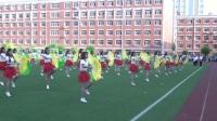 河北外国语学院校园广场舞——Vive德法