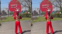 沈北新区喜洋洋广场舞《马背上的情歌》 表演:喜洋洋