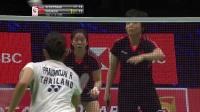 2018汤尤杯  尤伯杯半决赛中国VS泰国集锦