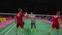 2018汤尤杯 汤姆斯杯半决赛 日本VS丹麦集锦