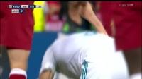 欧冠-贝尔双响+倒钩萨拉赫伤退 皇马3-1利物浦实现三连冠