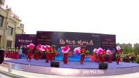 开心一刻广场舞,魅力空港,悦动起来,首届广场舞大赛,胶州秧歌【西部放歌】
