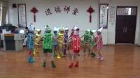 七彩画笔 赣州市滨江第二小学九曲河路校区二年级学生表演