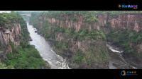 津巴布韦维多利亚瀑布,世界最大最壮观的瀑布之一