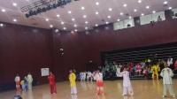 20180530青岛市福彩杯健身气功比赛本人获得个人赛第二名_111548