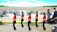 武汉周舟广场舞《人心太复杂》