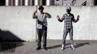 我在【大森】机械哥Nonstop联手机械舞大师Poppin John 全新视频!截了一段小视频