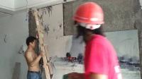 贴地板砖多少钱一平方 墙面砖铺贴施工工艺