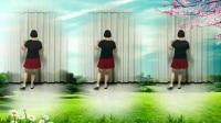 莲芳姐广场舞《女人没有错》32步