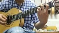 小蒋吉他 帕诺莫款十九世纪复古 古典吉他