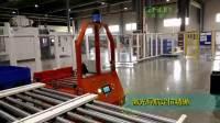 制造  激光背负滚筒式AGV