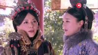 山河恋: 后妈要打海兰珠, 皇太极英雄救美帅爆了, 后妈被气的不轻