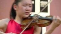 2018年梅纽因国际小提琴比赛少年组半决赛 刘芮冰《流浪者之歌》.