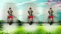 莲芳姐广场舞《雷山我的爱》水兵舞、16步