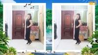 朱丽广场舞《好心情蓝蓝原创步子舞团队【32步最亲的人】附教学》