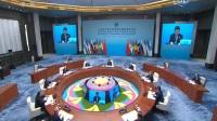 习近平在上合组织青岛峰会发表重要讲话 180610