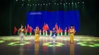 于都县锦绣前程幼儿园5周年庆暨2018年大班毕业典 说唱脸谱