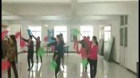 遵化开心广场舞,东三里舞蹈队学跳扇子舞,恭喜恭喜你。