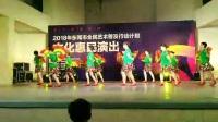谢岗大厚欢乐广场舞(你是上天的礼物)表演者 欢,连,梅,娇,女,群,兰,清,香,映, 美,丽