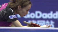Ishikawa Kasumi vs Chen Xingtong - 2018 Japan Open Highlights (1-4)