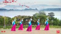 南阳和平广场舞系列--凉凉(团队版)附有背面演示