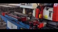 9支圆管全齿轮数控切管机 全自动切管机视频