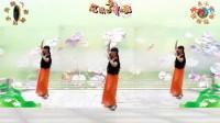 我在阳光美梅原创广场舞【情歌美】柔情32步-编舞: 美梅2018最新广场舞视频截了一段小视频