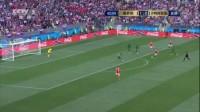 我在【上半场回放】2018世界杯 A组俄罗斯VS沙特阿拉伯 上半场回放:2018世界杯首战!俄罗斯与沙特的对战截了一段小视频