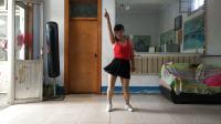 兖州兰兰广场舞:火舞DJ舞曲《闯天崖》简单易学二十步