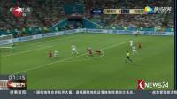 C罗帽子戏法科斯塔2球 西班牙3-3葡萄牙