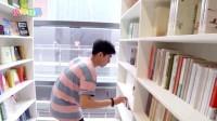 """我在0968 网红书店里找""""小伶玩具""""大作战!截取了一段小视频"""