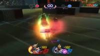 我在【小熙&屌德斯】假面骑士巅峰战士 双人对战Build与Brave兔子坦克与RPG正面对决!截了一段小视频