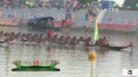 """2018古劳水乡""""北控水务""""杯龙舟赛(决赛)-鸡公VS大埠"""