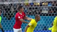 我在【进球】瑞士军刀出鞘!沙奇里主罚角球送助攻 祖贝尔霸气头球扳平比分截取了一段小视频