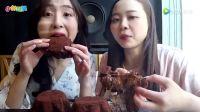 小伶玩具: 0906 试吃网红脏脏包美食巧克力