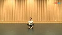 中国舞蹈家协会考级第四版6-1《电视只能看一会儿》胯的柔韧练习